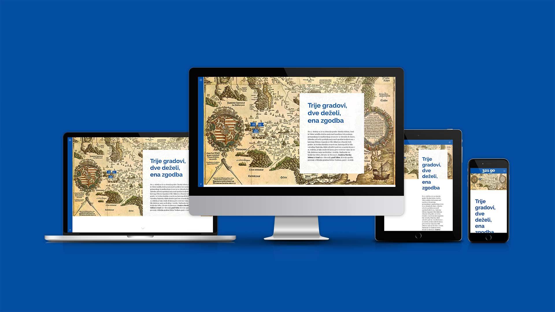 kreativne ideje reference 321go izdelava spletne strani