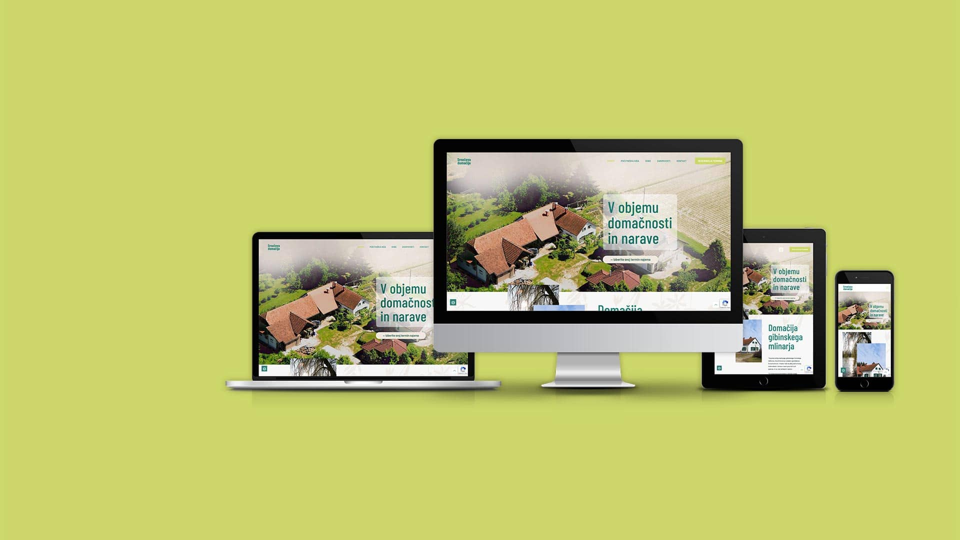 Oblikovanje spletnih strani v odzivnem dizajnu