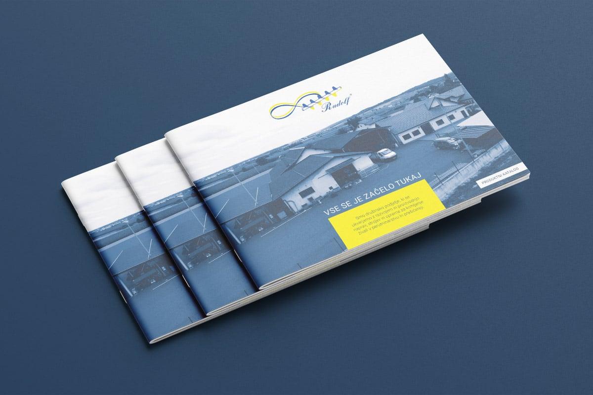 Naslovnica produktnega kataloga